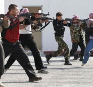 وقف تسليح المعارضة السورية