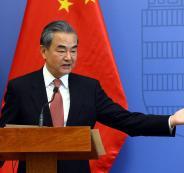 الصين والضم