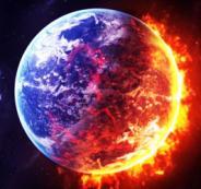السبت المقبل نهاية الحياة على كوكب الأرض
