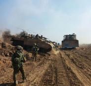 عملية عسكرية في غزة