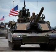 القوات الامريكية في المانيا
