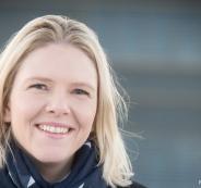 وزيرة العدل النرويجية