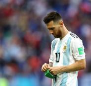 ليونيل ميسي يحدد مصيره مع الأرجنتين