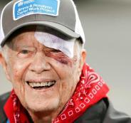 جيمي كارتر في المستشفى