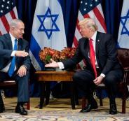 خطة ترامب للسلام بين الفلسطينيين والاسرائيليين