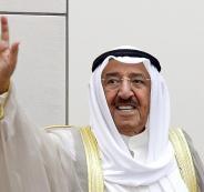 امير الكويت يحتفل بعيد ميلاده