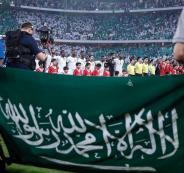 تأهل المنتخب السعودي لمونديال روسيا