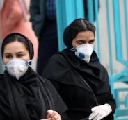 ايران والفيروس