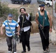 المستوطنون في يطا