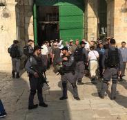 مفتي القدس يحذر من تداعيات اقتحام الأقصى