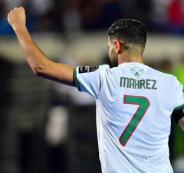 محرز والجزائر وكولومبيا