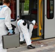 اصابة 14 شخصا بهجوم بالسكين في ألمانيا
