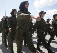 فتح باب التجنيد لقوات الامن في غزة