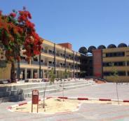 مدارس جديدة في غزة