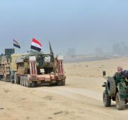القوات العراقية وداعش