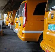 اضراب لنقابة العاملين في النقل العام بالضفة الغربية