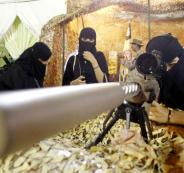 مجندات في الجيش السعودي