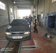 وزارة النقل وترخيص المركبات الحكومية