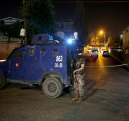 مقتل شرطي تركي في اسطنبول