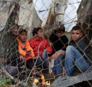 وفاة طفل فلسطيني نتيجة البرد الشديد