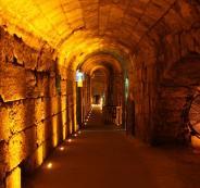 نفق اسرائيلي اسفل البلدة القديمة في القدس