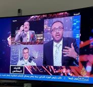 قناة الجزيرة تستضيف افيخاي ادرعي