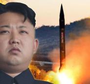 صواريخ الزعيم الكوري الشمالي