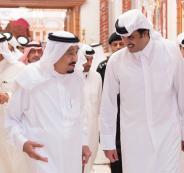 قطر والسعودية والملك سلمان