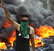 احتجاجات العراق وايران