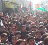 مسيرات حاشدة في الاردن دعما لفلسطين