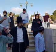 المستوطنون والمسجد الأقصى