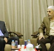 السنوار ومسؤول ملف المخابرات المصرية