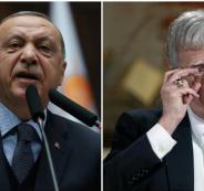 اردوغان وجون بولتون