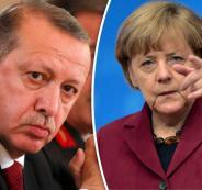 اردوغان والمانيا