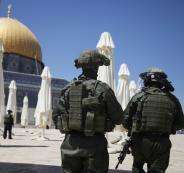 الاردن والمسجد الأقصى