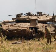 اسرائيل والتكييف في الدبابات