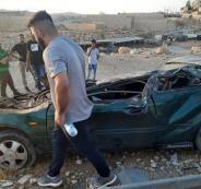 ممصرع شابين في حادث سير قرب العيزرية