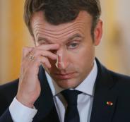 الرئيس الفرنسي: نشعر بالحزن لنقل السفارة الأميركية للقدس