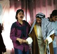 بناء مسارح في كل مدرسة فلسطينية