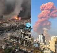 الاردن وانفجار بيروت