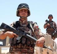 الجيش الاردني يعلن عدد عناصر داعش في اليرموك