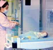 انجاب الاطفال في الصين