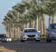 وقف اصدار وتجديد تصاريح استخدام المركبات الاسرائيلية للمتزوجين من حملة الهوية الزرقاء