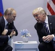 ترامب يغرد بعد لقائه الأول مع بوتين