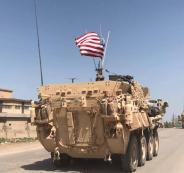 القوات الامريكية من  سوريا الى العراق
