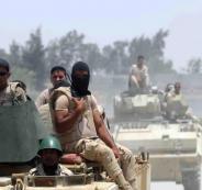 مصر تفرض حظر التجوال بسيناء