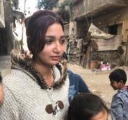 ترحيل فتاة فلسطينية من الضفة الغربية الى غزة