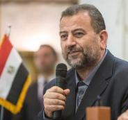 صالح العاروري في القاهرة