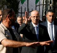 الحمد الله يدعو إلى اتخاذ إجراءات بحق الدول التي تنقل سفارتها إلى القدس