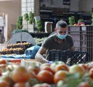 انخفاض اسعار المنتج في فلسطين